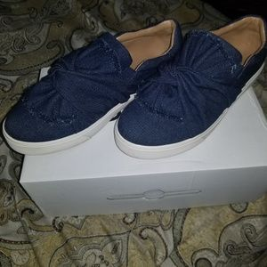 Aldo Denim cute shoes. Wore only once.